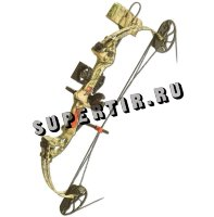 Лук блочный PSE Mini Burner XT 50# RH Mossy Oak RTS