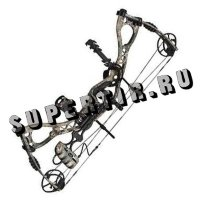 "Hoyt Charger ZRX 28"" (27""-30"") Black Out"