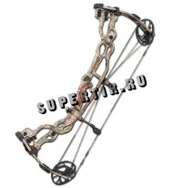 "Hoyt Carbon Spyder30 ZT (28""-30"") Black Out"