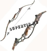 "Лук традиционный Hoyt GameMaster II 62"" 50# Realtree Xtra"